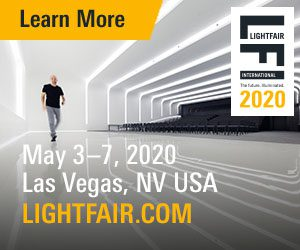 LIGHTFAIR International 2020 @ Las Vegas Convention Center